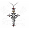 Illuminati Cross Pendant