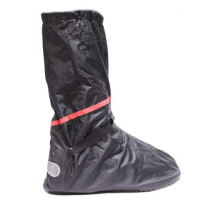 Motorcycle Rain Boot Covers With ..