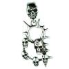 Stainless Steel Skull P..