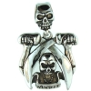 Stainless Steel Skull B..