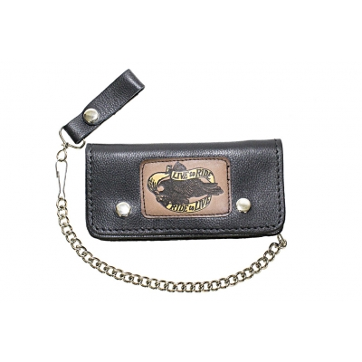 Live To Ride Heavy Duty Chain Wallet