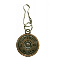Shotgun Shell Zipper Puller