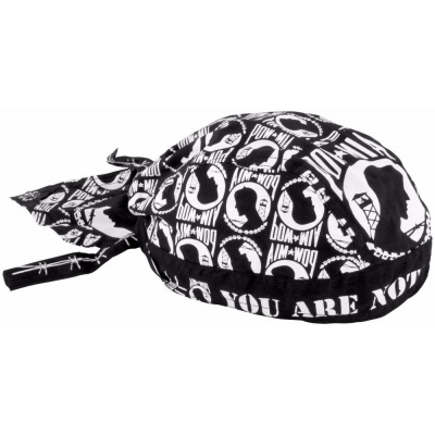 Biker Head Wrap You Are Not Forgotten POW/MIA