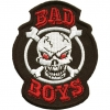Bad Boys Skull Patch