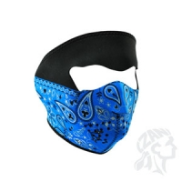 Full Mask, Neoprene,  Paisley