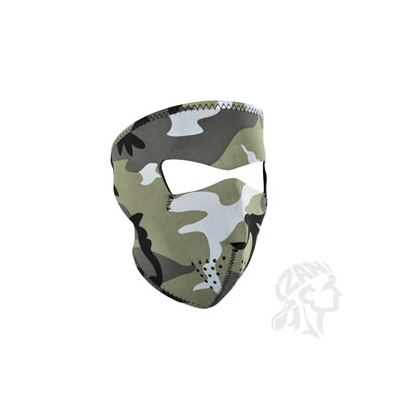 Full Mask, Neoprene Urban Camo