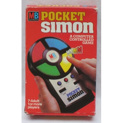 Pocket Simon