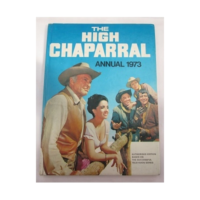 The High Chaparral Annu..