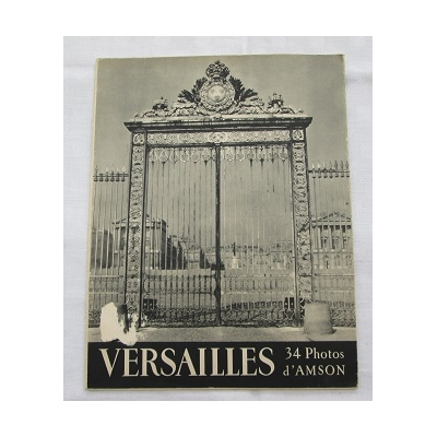 Versailles Guide Book