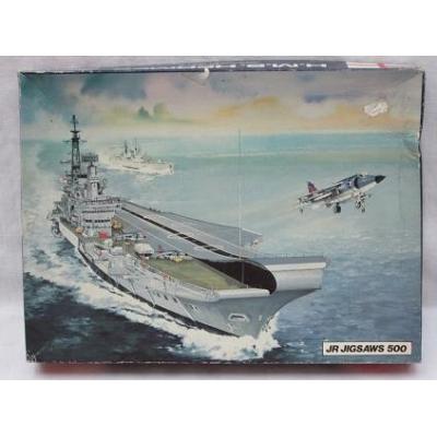 HMS Hermes Jigsaw