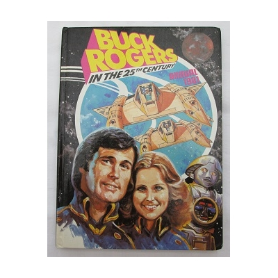 Buck Rogers in the 25th Century Annual 1981