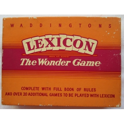 Lexicon The Wonder Game