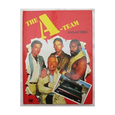 The A Team Annual 1986