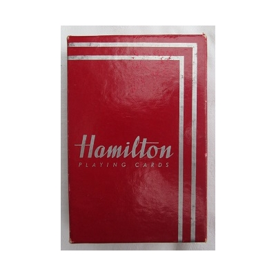 Hamilton Playing Cards ..
