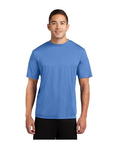 Short Sleeve Performance Crewneck Tee