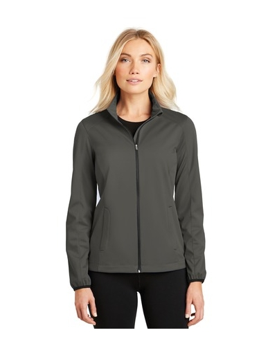 Ladies Active Softshell Jacket