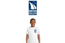 Youth Short Sleeve Performance Crewneck Tee