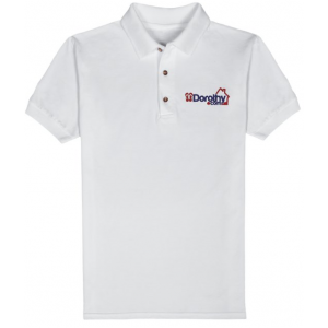 Embroidered Men's Polos