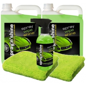 Starter Mobile Car Valeting Business Kit For Van - Option 1