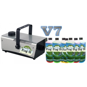 V7 Fog-It Deodorising Machine With 7 5..