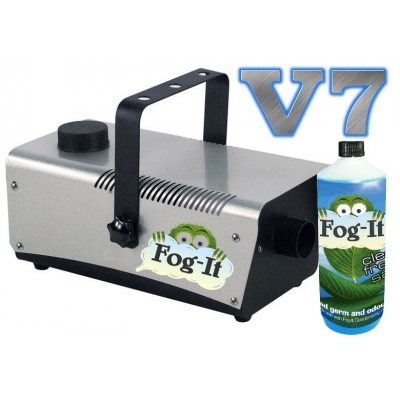 V7 Fog-It Deodorising Machine With 1 500ml Odour Agent title=