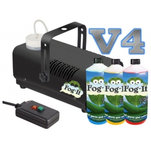 V4 Fog-It Deodorising Machine With 3 5..