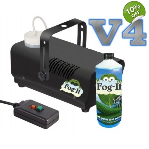 V4 Fog-It Deodorising Machine With 1 5..