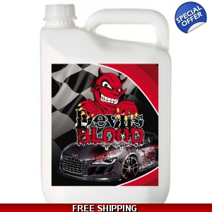 5 Litre Devils Blood Car Paint, Wheel ..