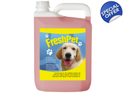 Bubblegum FreshPet Disinfectant & Deodoriser Dog Cat Avery