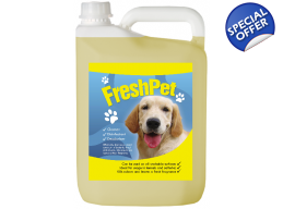 Lemon FreshPet Disinfectant & Deodoriser Dog Cat..
