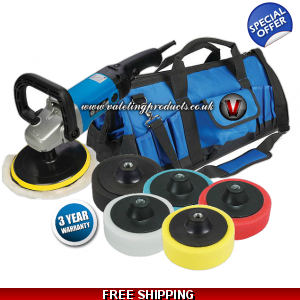 Pro Rotary Car Polisher..