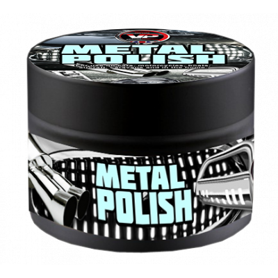 VP Metal Polish - Clean, Polish and Restore title=
