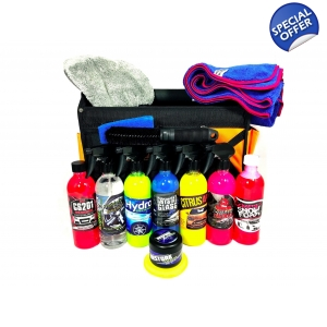 The Ultimate Detailing Starter Kit Complete With Tool Bag