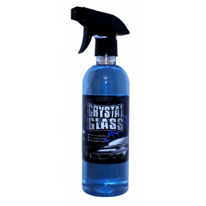 Crystal Glass - Alcohol Based Streak F..