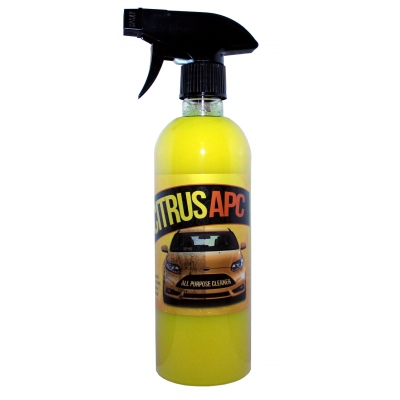 Citrus APC All Purpose Multi Purpose Cleaner and Pre Wash title=