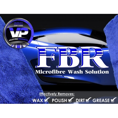 FBR. Professional Microfibre Wash Solution title=