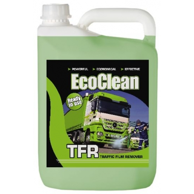 5 Litre EcoClean Traffic Film Remover TFR title=