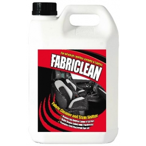 25 Litre Fabriclean Upholstery Leather..