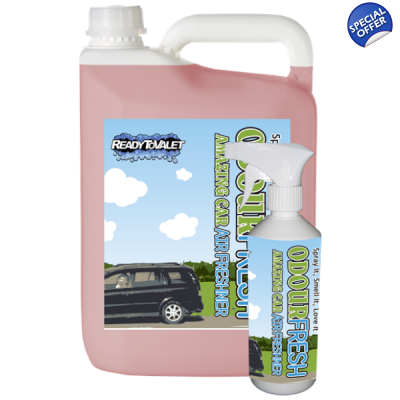 Bubblegum Liquid Spray Air Freshener, OdourFresh title=