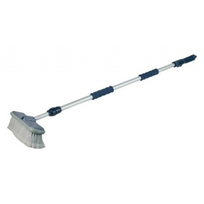 Telescopic Long Reach Car Cleaning Brush title=