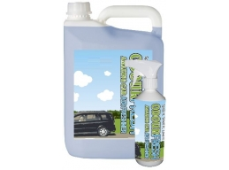 NEW CAR LIQUID SPRAY AIR FRESHENER - ODOURFRESH