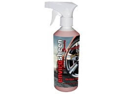 500ml Envirosheen. Environmentally Friendly Rubber And Tyre Dressing