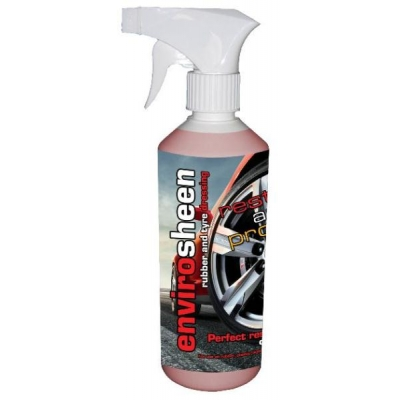 500ml Envirosheen. Environmentally Friendly Rubber And Tyre Dressing title=