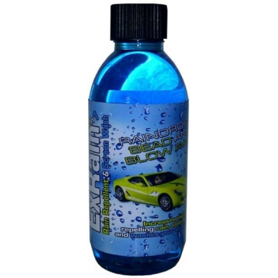 ExRain Hydrophobic Screen Wash and Rain Repellent Concentrate title=