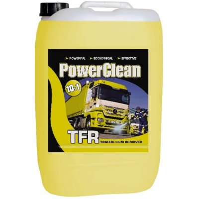 25 Litre PowerClean 10:1 Traffic Film Remover TFR title=