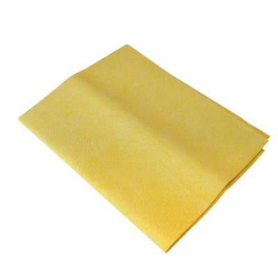 Large Synthetic Chamois Drying Cloth title=