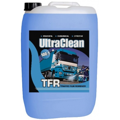 25 Litre UltraClean 100:1 Traffic Film Remover TFR title=