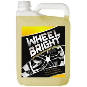 Wheel Bright, Non Acid Safe Wheel Clea..