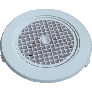200mm Duct Round Diffuser, Ventilation plastic grill