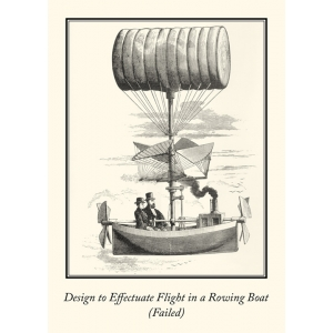 Flying Boat Card